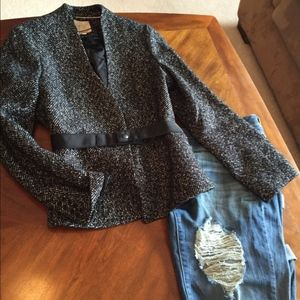 Limited Scandal Collection Tweed Blazer
